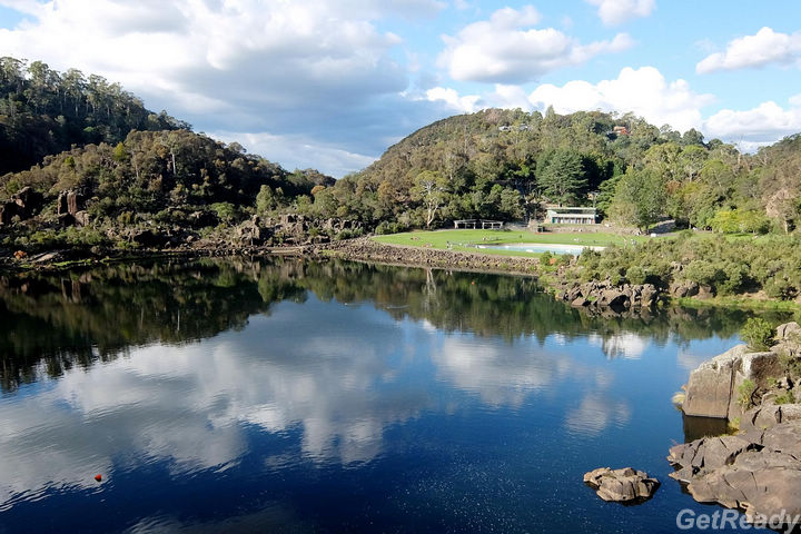 Cataract Gorge Reserve 朗塞斯頓
