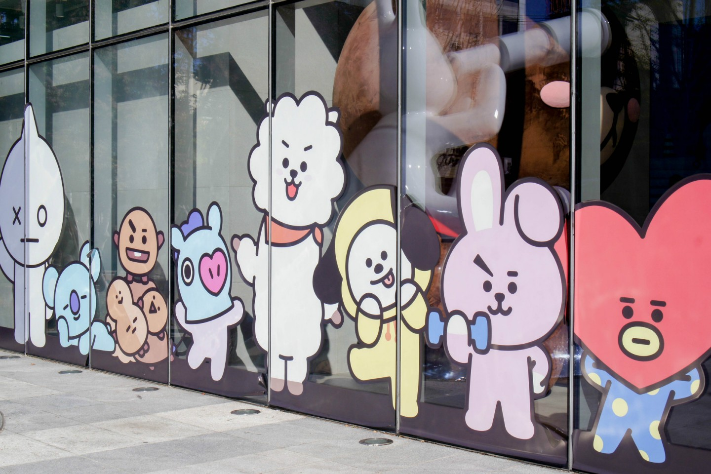 LINE FRIENDS x BT21