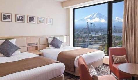 【富士山河口湖住宿】5大河口湖溫泉住宿推薦、一覽富士山夢幻美景!