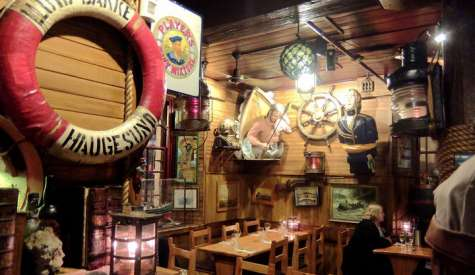 Drunken Admiral 海軍上將餐廳 .塔斯曼尼亞自由行