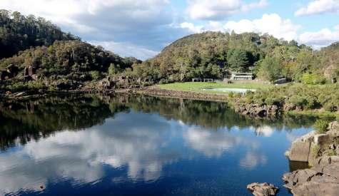 Cataract Gorge Reserve.塔斯曼尼亞自由行