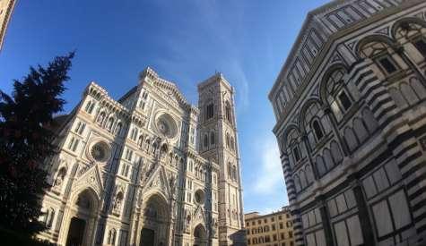 聖母百花聖殿・維奇歐橋・佛羅倫斯宏偉教堂・意大利自由行