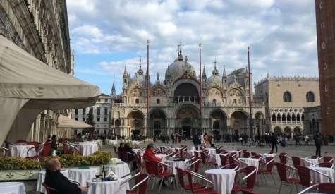 聖馬可廣場.坐貢多拉船游威尼斯.意大利自由行