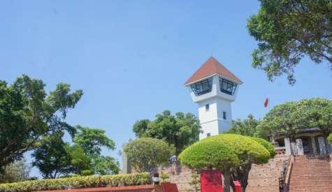 安平古堡.十大觀光小鎮的台南安平區古蹟