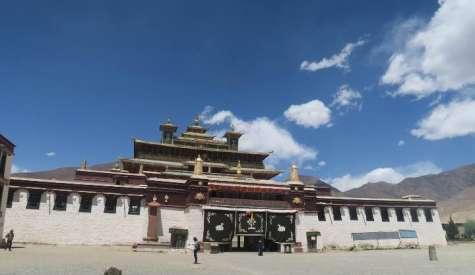 桑耶寺、雍布拉康.西藏自由行