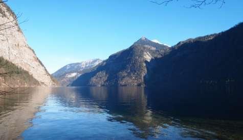 國王湖 Königssee.絕美人間仙境.德國自由行