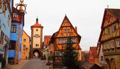 羅滕堡一日遊 Rothenburg ob der Tauber .夢幻童話小鎮.德國自由行