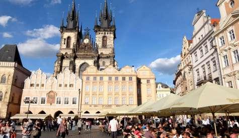 布拉格廣場.布拉格自由行