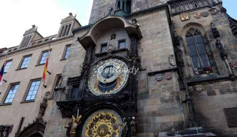 布拉格舊市政廳.天文鐘.布拉格自由行