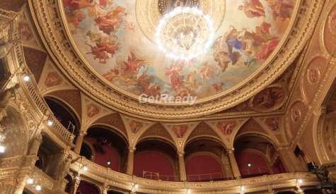 匈牙利國家歌劇院.布達佩斯自由行