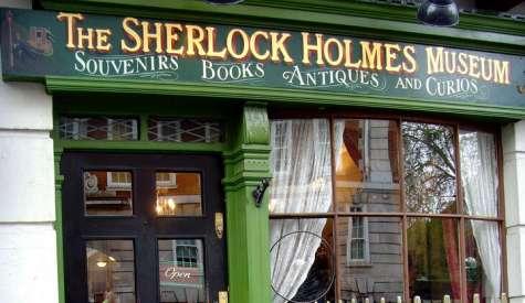 福爾摩斯博物館 Sherlock Holmes Museum.倫敦自由行