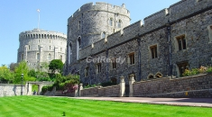 溫莎堡 Windsor Castle.倫敦自由行