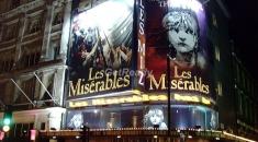 倫敦音樂劇.孤星淚 Les Misérables.倫敦自由行