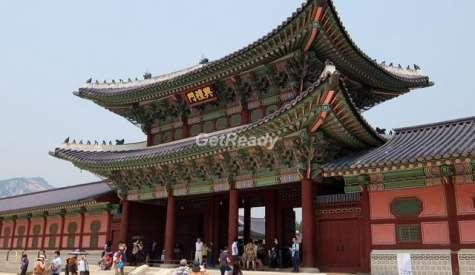 景福宮.首爾自由行