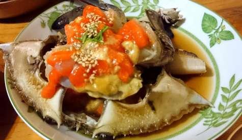 大瓦房 醬油蟹.首爾自由行