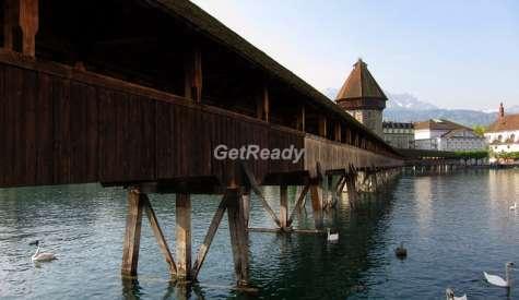 卡貝爾橋.琉森.瑞士自由行
